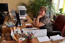Ředitelka Střední pedagogické školy a Střední zdravotnické školy v Krnově Hana Košuličová.