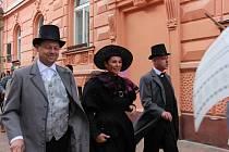 Krnov se vrátil do doby před sto lety. Skončila první světové válka, rozpadla se rakouská monarchie a vzniklo Československo.