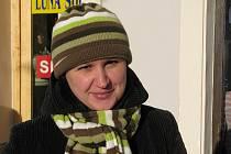 Katka Pinková, 31 let, Bruntál: Teď máme miminko, takže doma, ale dříve to bylo vždycky velkolepé.