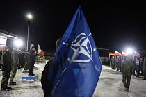 Zahájení Mezinárodního mistrovství Armády České republiky v zimním přírodním víceboji Winter Survival 2020.