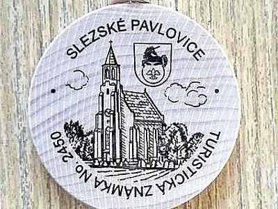 Nová turistická známka číslo 2450 patří Slezským Pavlovicím.