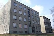 Panelový dům číslo 133 ve Václavově.