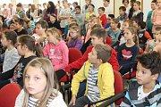 Ocenění mladých hrdinů v Bruntále.