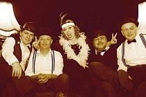 Swing kvartet zahraje fanouškům jazzové a swingové muziky na koncertě tento pátek.