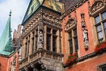 Wrocławská radnice. Ilustrační foto.
