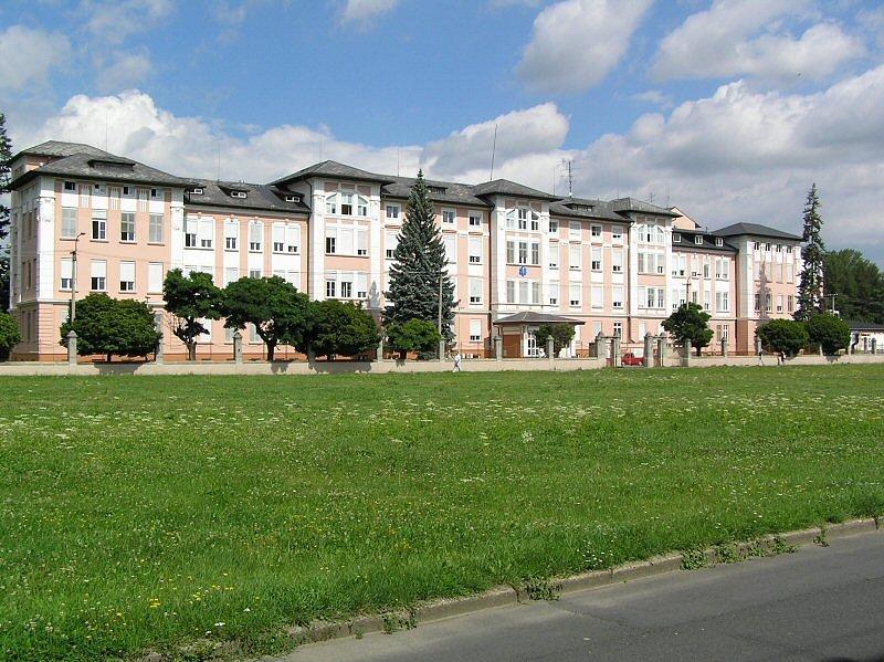 Krnovská nemocnice - Ilustrační foto.