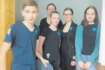 Školáci z Města Albrechtic se rozhodli vytvořit dokument, aby svým spolužákům ukázali příčiny i důsledky globálního oteplování.