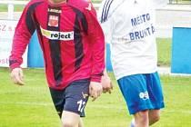 Olympia nevyužila několik gólových příležitostí a se Slavkovem ztratila další dva důležité body.