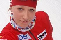 Rodačka ze Starého Města u Bruntálu, Veronika Zvařičová, si po zásluze vybojovala nominaci do reprezentace České republiky v biatlonu do Vancouveru.