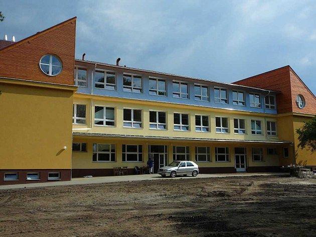 Nově zrekonstruovaný pavilon A.