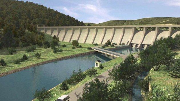Stavba přehrady Nové Heřminovy měla začít v roce 2020. Zahájení se o pět let odkládá.