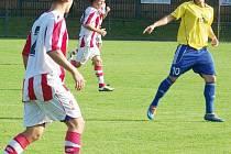 Poslední utkání před startem divize fotbalistům Rýmařova nevyšlo.