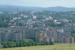 Město Bruntál.