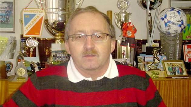 Jan Urban, předseda TJ Olympia Bruntál.
