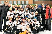 Mladí hokejisté HK Krnov mládež si podmanili vsetínský Lapač, z turnaje si odvezli vítězství a zlaté medaile.