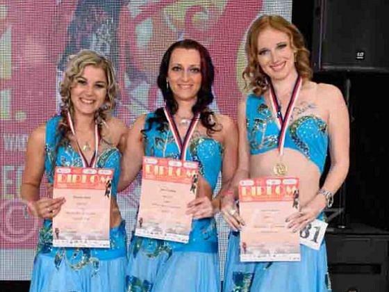 Dívky z Malaiky si z Liberce přivezly tři zlaté medaile.