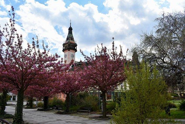 Radniční věž vKrnově