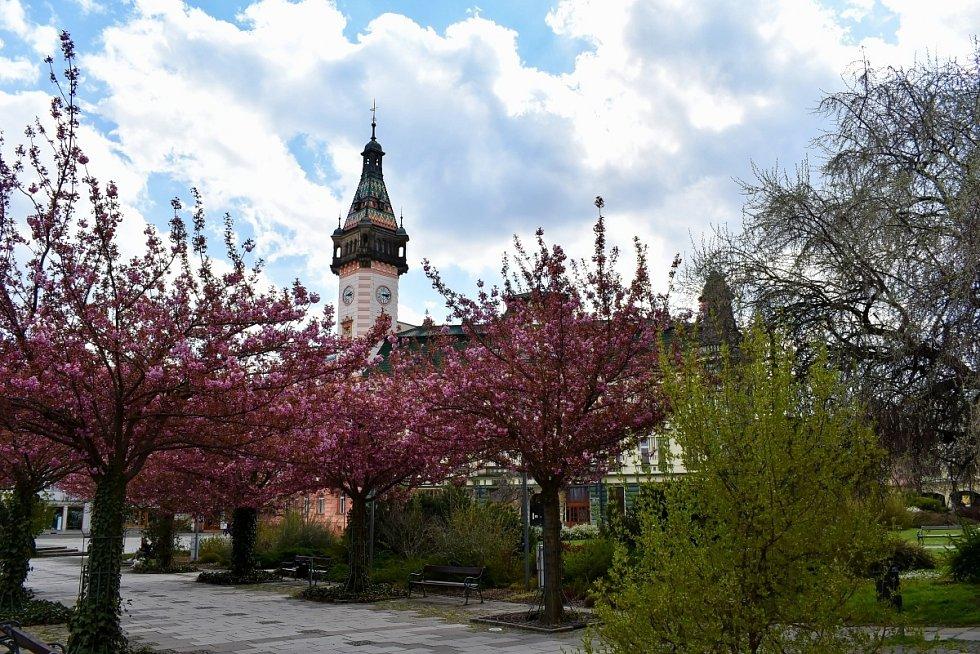 Radniční věž v Krnově
