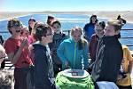 Miliontým návštěvníkem Přečerpávací vodní elektrárny Dlouhé Stráně byla 19. května vyhlášena školačka Anička z Nového Jičína.