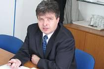 Václav Frgal, generální ředitel společnosti Linaset a.s..