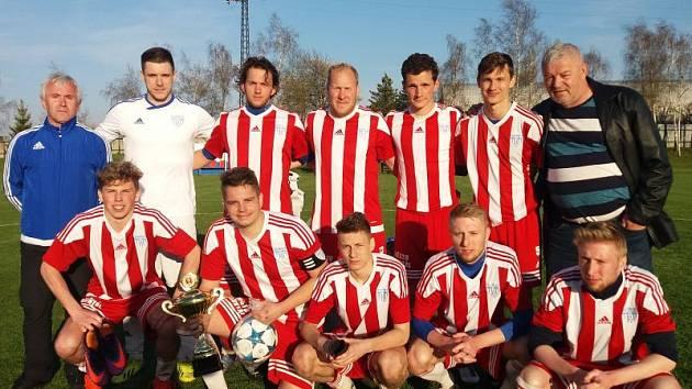 Vítězem Okresního poháru mužů na Bruntálsku se stal celek Slavoj Olympie.