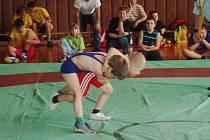 Zápasníci Krnova zahájili novou sezonu na pražském turnaji úspěšně. Z Prahy odjížděli s několika medailemi.