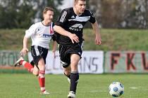 Fotbalisté Horního Benešova si vytvořili několik slibných příležitostí, branku však nevstřelili a ze hřiště posledního Chlebičova si vezou bod.