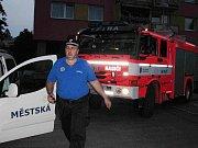 Na ucpané nástupní plochy i hydranty blokované auty nebo zasypané v zemi narazili hasiči při kontrolách ve městech regionu v rámci Dne bezpečnosti.