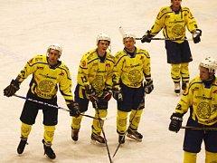 Ani krnovští hokejisté by se neobešli bez společností, jako je LAMA energy, tedy bez sponzorů.