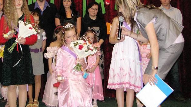 Vítězkou desátého ročníku se stala šestiletá Barbora Šulková z Rýmařova, titul vicemiss si odnesla dvanáctiletá Lucie Varechová z Krnova, druhou vicemiss se stala desetiletá Pamela Heráková.