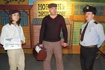V bruntálském městském divadle se představí divadelní ochotníci z rýmařovského souboru Severské Pradivadlo, kteří nastudovali hru Naše městečko.
