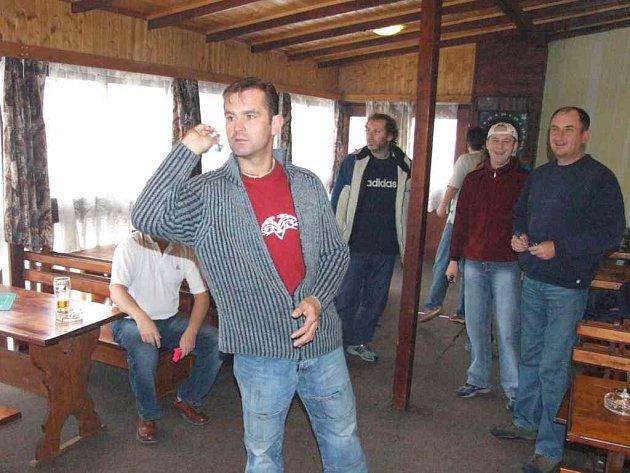 Karel Čožík - v současnosti nejlepší hráč KŠL.