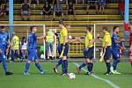 Rýmařovská Jiskra prohrála na domácím trávníku s Uničovem 1:2.