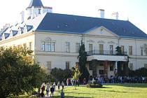 Zámecké vinobraní Raduň 2019.