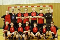 Házenkáři Krnova zaznamenali v minulém kole moravskoslezské ligy cennou výhru, když porazili celek Rožnova.