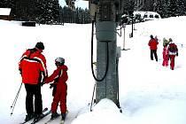 Big airback je novým lákadlem Skiareálu Kopřivná. Parádní lyžovačka se nabízí v polovině ledna na sjezdovkách od Vrbna pod Pradědem po Dolní Moravici.