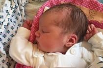 Jmenuji se Luisa Pirkl, narodila jsem se 29. dubna, při narození jsem vážila 3900 gramů a měřila 52 centimetrů. Doma se na mě těší maminka Martinka, tatínek Jeník a sestřička Stellinka, společně bydlíme v Krnově.