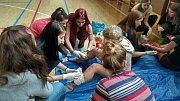 Zážitková pedagogika a první pomoc.