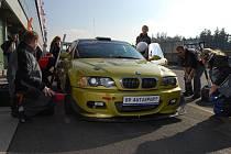 Zlaté BMW a team BP Autosport Bruntál.