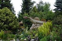 Eldorádo vzniká od roku 1957. Jeho tvůrce František Jaich o celá desetiletí předběhl celosvětovou vlnu zájmu o ještěry z Jurského parku.