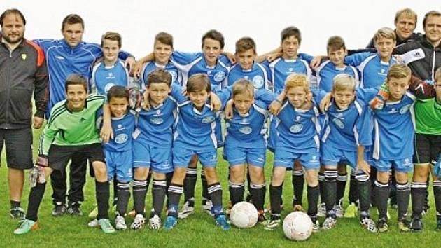 Mladší žáci FC Slavoj Olympia Bruntál sbírali na turnaji pořádaném Sigmou v Olomouci cenné zkušenosti. Na ligové týmy nestačili, ale zanechali velice pozitivní dojem.