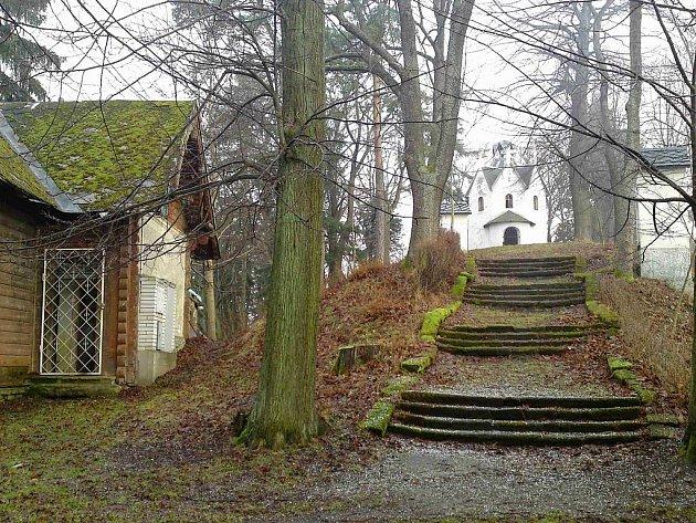 Z někdejšího vyhlídkového a odpočinkového místa v Moravském Berouně je dnes zanedbané místo. Obnova parku by přišla až na několik desítek milionů korun.