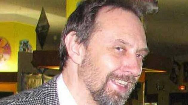 Pavel Tomešek, vedoucí krnovského kina Mír 70.