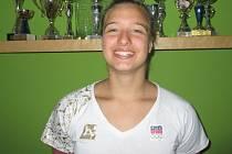 Dominika Geržová, talentovaná plavkyně z Krnova se už stala pevnou součástí české reprezentace, nemohla chybět ani na Evropských hrách v ázerbajdžánském Baku.