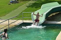 Úvalno vyhlásilo  na plovárně Rozmarné léto.