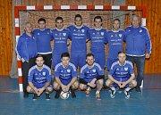 Na turnaji, který se konal v bruntálské sportovní hale, se představily také dva týmy ze slovenského Štúrova. Celkové prvenství však nakonec zůstalo doma.