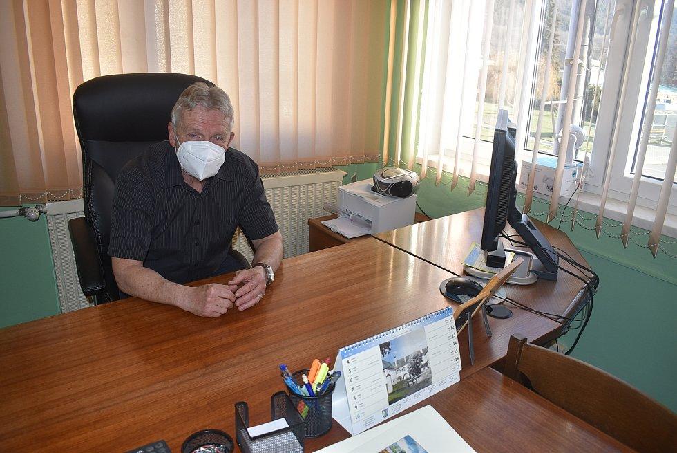 Starosta Brantic Vladimír Dofek.
