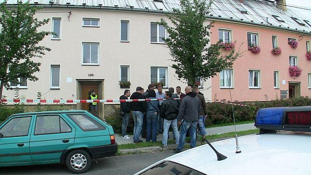 Tragédie v Krnově