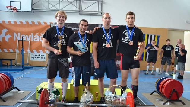 KRNOVÁCI vybojovali bronzové medaile na republice.