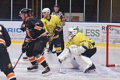 Hokejisté Krnova mají po víkendu na kontě dvě výhry.